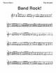 Band Rock! Concert Music for Beginning Band