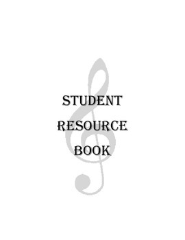 Band Student Resource Book