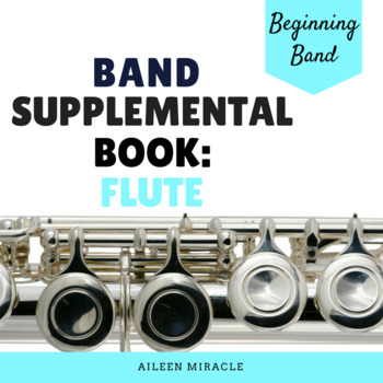 Band Supplemental Book {Flute}