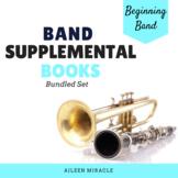 Band Supplemental Books {Bundled Set}