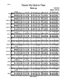 Band Warm-Up Chorale: Nearer My God to Thee