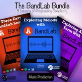 BandLab Lesson Bundle! - 8 Lessons of Progressing Complexi