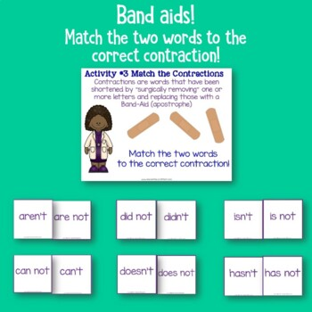 Contractions   Plurals   and Possessive Nouns