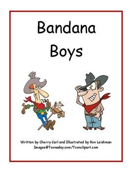 Bandana Boys Big Book Read Aloud