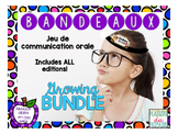 GROWING BUNDLE : Bandeaux Oral communication game