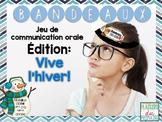 Bandeaux Oral communication game - Communication orale