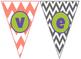 Banderines de Bienvenidos! Poster