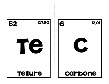 Banderole Science et techno