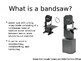 Bandsaw Safety and Operation Slideshow