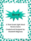 Bang!  A Third Grade Dolch Sight Word Review Game