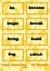 Bang Irregular Verbs And Speaking Game
