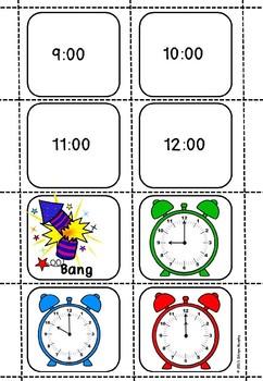 Time Bang game