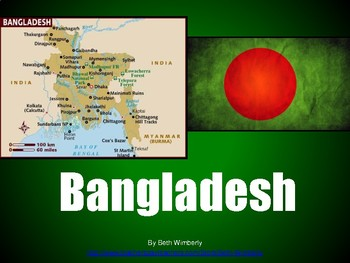 Bangladesh PowerPoint