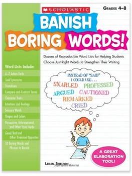Banish Boring Vocabulary