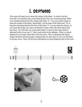 Banjo Group Class Method Book