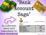 Bank Account Saga Inference Activity using Twitter