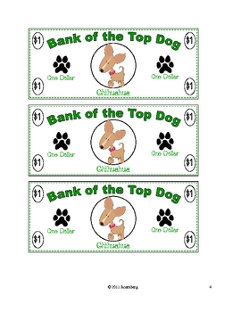 Bank of the Top Dog Token Economy