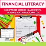 Banking 101: Comparing Checking Accounts, Savings Accounts and CD's