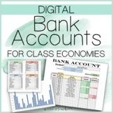 Banking System for Digital Classroom Economy - Google Drive Compatible!