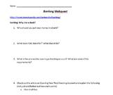 Banking WebQuest