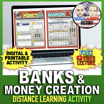 Banks and Money Creation Activity