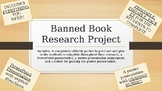 Banned Books Research Project