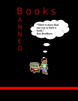 Banned Book Week Activity