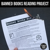 Banned Books: Individualized Reading & Writing Project