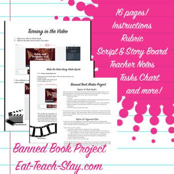 Banned Books Media Project Presentation