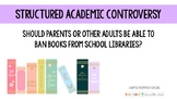 Banned Books Structured Academic Controversy