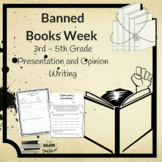 Banned Books Week 3rd-5th Grade