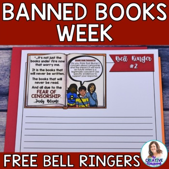 Banned Books Week Bell Ringers