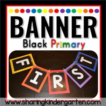 Banner {Black Primary}