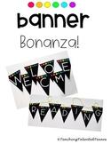 Classroom Banner Decorations
