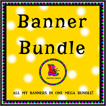 Banner Bundle