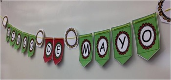 Banner Bundle!  Cinco de Mayo & Día de los Muertos