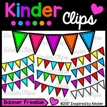 Banner Clipart {FREE}