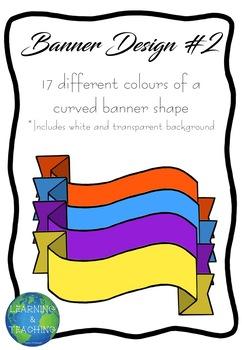 Banner Design 2 Clip Art