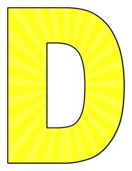Banner Día de Logros Colores de Atención Atención