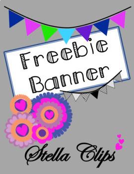 Banner Freebie