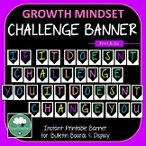 Banner If It Doesnt Challenge You It Doesnt Change You - R