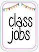 Banner Job Chart