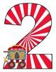 Banner Kindergarten 2016 Motivo Circo
