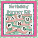 Banner Kit-Happy Birthday