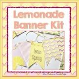 Banner Kit-Lemonade