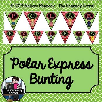 Bunting: Polar Express