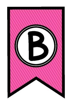 Banner - Pretty Pink