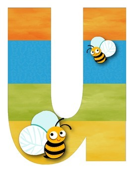 Banner Salón Recurso - Motivo Buggy bugs