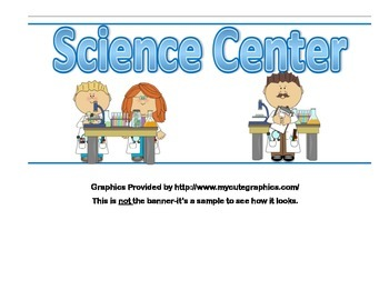 Banner-Science Center