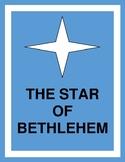 """Star of Bethlehem"" Banner - Print and Hang!"